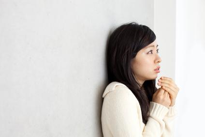 不規則な生活も生理痛の原因