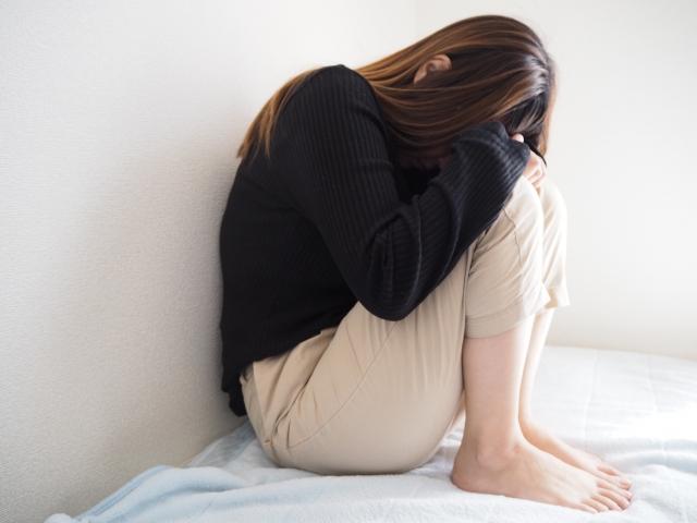 女性ホルモンの分泌による体調不良が原因